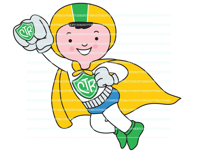 lds primary ctr superhero theme rh etsy com