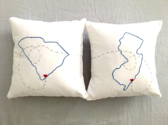 home country accessories cat index hand geography pillows state by catstudio studio pillow embroidered