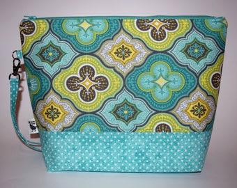 Lilly Pad Project Bag: Medium