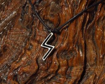 Sowilo Rune pendant