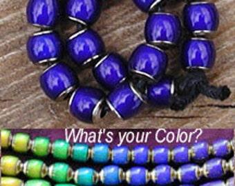 Strand 6 x 7mm Mood Beads - 20pc