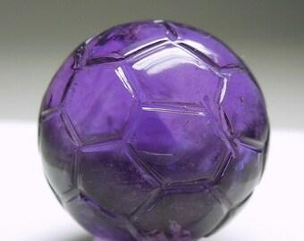 Amethyst Soccer Ball