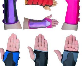LTG Neoprene Support Wrist Brace Use for Carpal Tunnel Arthritis Sprains Strains