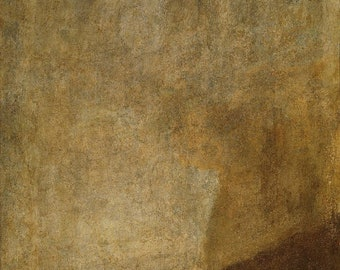 Francisco Goya : The Dog (1819) Canvas Gallery Wrapped Giclee Wall Art Print (D60)
