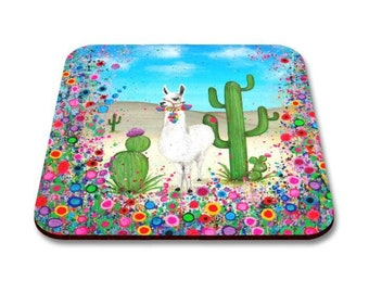 Fun Llama Coaster