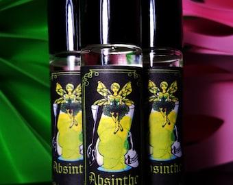 Absinthe Perfume Fragrance Oil Roller Vegan Perfume