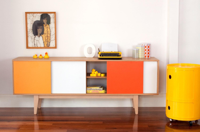Sideboard Mid Century s180 sideboard mid century modern entertainmnet unit vintage