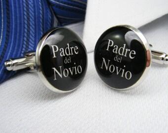 Padre del Novio - Mancornas - Spanish Wedding - La Boda - Nupcial - El Casamiento - El Enlace - Regalo de Boda - Padre Mancornas - Las Bodas