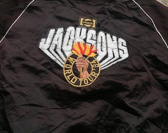 Vintage 1984 Michael Jackson World Tour Jacket