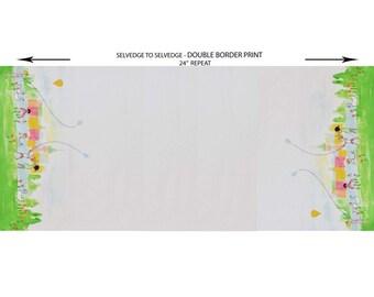 Sommer Panel by Sarah Jane for Michael Miller Fabrics