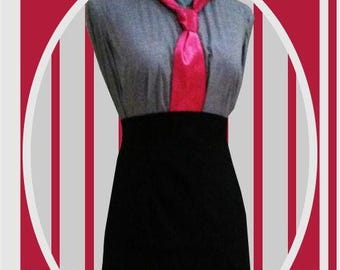 Sewing Pattern: Short, High Waist Skirt