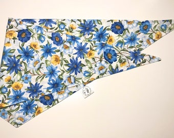"""Spring Collection - """"Blossoming Buds """" Bandana"""