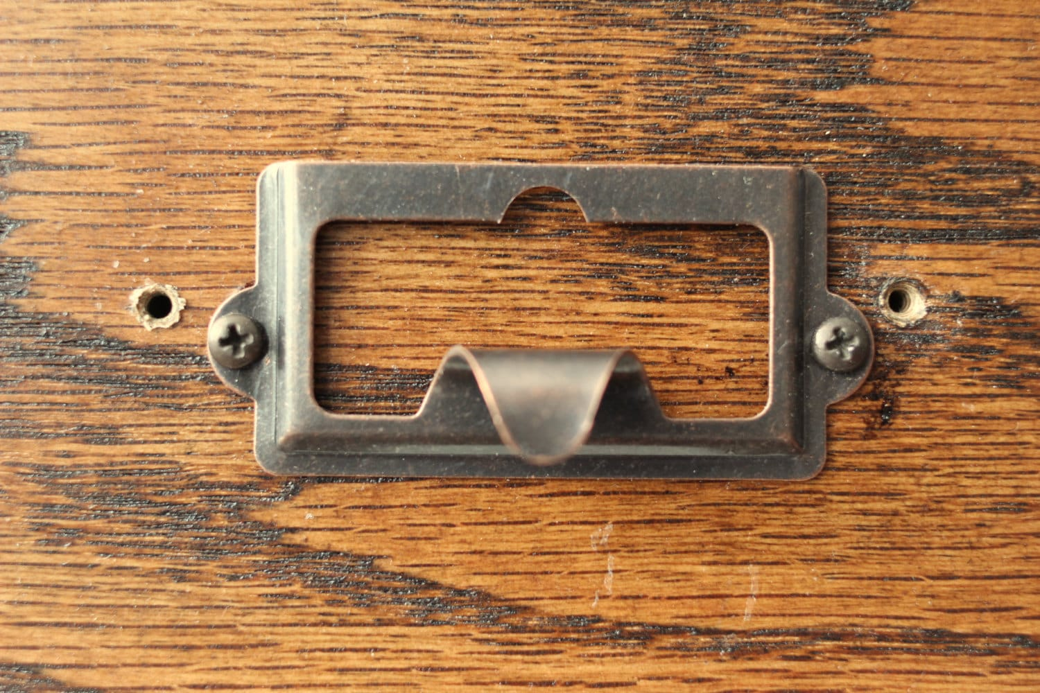 Classic Small Drawer Pull - 2 1/2\