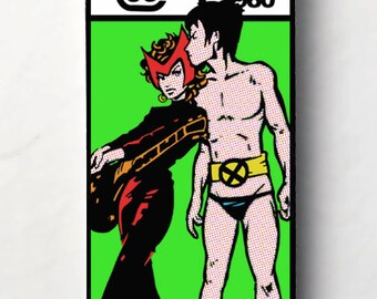 "The Cramps ""comic book corner box"", mounted art by Zteven"