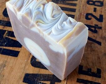 Chai Tea - Cold processed soap - Rich moisturizing soap - Warm rich scent
