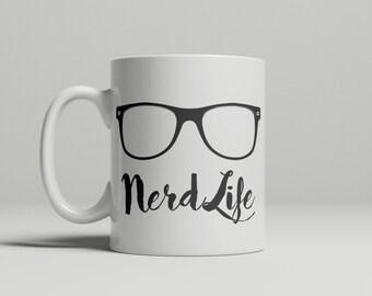Nerd Life Mug