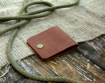 minimalist wallet Personalized gift wallet Mens gift boyfriend gift wallet gift gift for men groomsmen gift mens wallet Personalized free