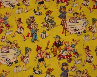 Michael Miller Party Play HTF fabric BTHY