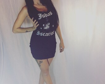 Custom Judas iscariot dress