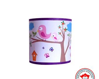 "Child lamp Wall lamp ""Little birds"""