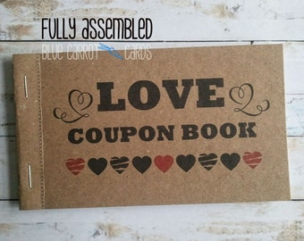 Love Coupons, Love Coupon Book, Naughty Coupons, Sexy Gift, Valentines Gift For Him, Boyfriend Gift, Girlfriend Gift, Valentine's Love