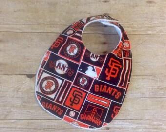 San Francisco Giants Infant Bib