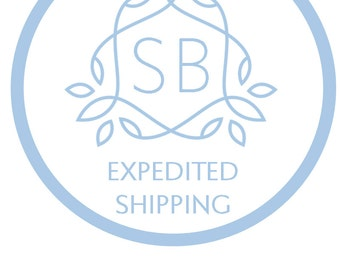 Faster Shipping Upgrade - Quick Shipping Options Via USPS for Orders From Something Blue