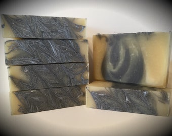 Stainless Steel scented soap, handmade soap, artisan soap, cold processed soap