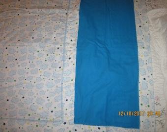 Flannel Baby Receiving Blanket