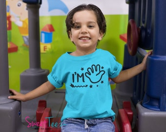 Fifth Birthday Shirt - I am Five Shirt - 5th Birthday Shirt  - Fifth Birthday Gift - 5th Birthday Gift - Birthday Gift For Boy