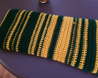 Handmade crochet wrap