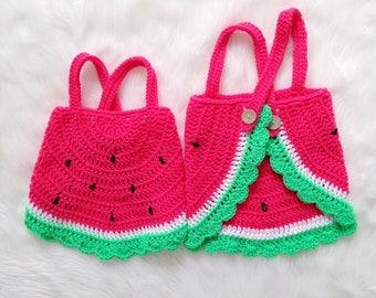 Watermelon Halter Top