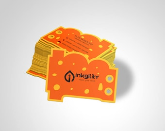 Business Cards (INK-May (INK-P-144)) Template)