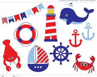 Commercial Use Clipart, Commercial Use Clip Art, Nautical Clipart, Nautical Clip Art, Anchor Clipart, Commercial License, Commercial Clipart