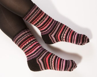 sale!!!Hand knitted socks