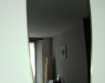 Asymmetrical mirror, mirror, vintage