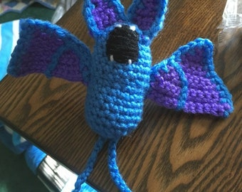 Crocheted Pokemon