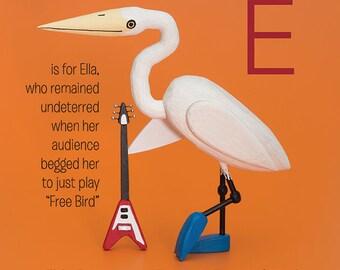 ella the egret