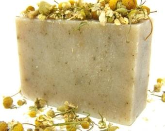 Citrus Chamomile Soap