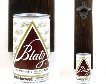Blatz Beer Bottle Etsy
