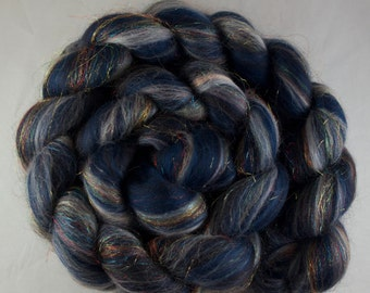 GALAXY Blended Roving, Merino - Firestar, 100g