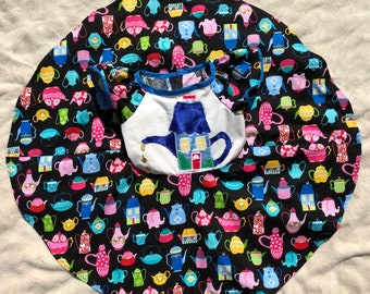 Tea Time Dress for Play and Spinning