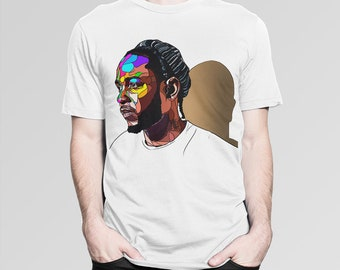 Kendrick Lamar Art T-Shirt, Men's Women's All Sizes