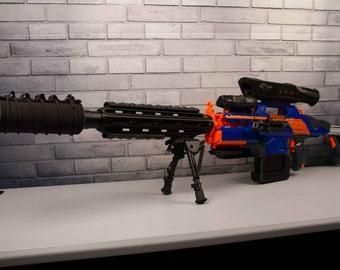 MRS-15A Modular Sniper Rifle (Nerf® Rapidstrike)