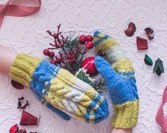 Women mittens