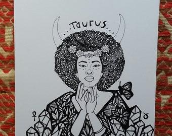 Taurus Goddess