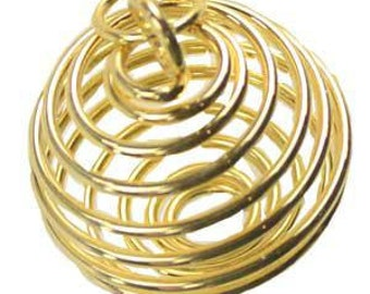 Cages, Reiki, Meditation, Spiritual Jewelry