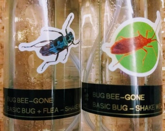 Bug Bee-Gone; all natural bug repellent spray