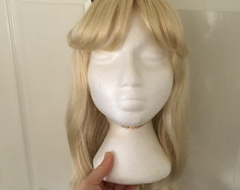 Ready to ship alice in wonderland wig