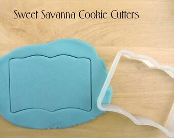 Open Book Cookie Cutter - Book Cookie Cutter